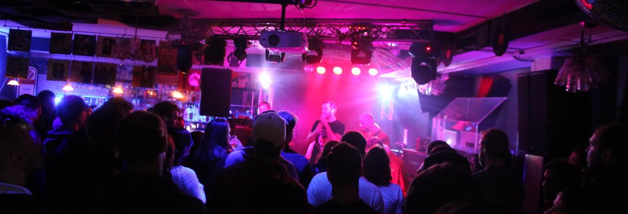 Memphis Bar Zuerich